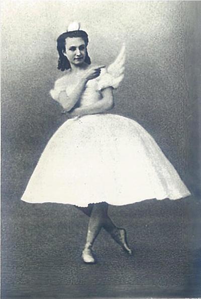 第2キャストのアンナ・ソベシチャンスカヤ
