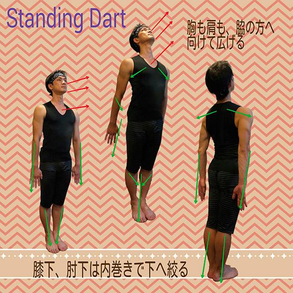 「Standing Dart(スタンディングダート)」