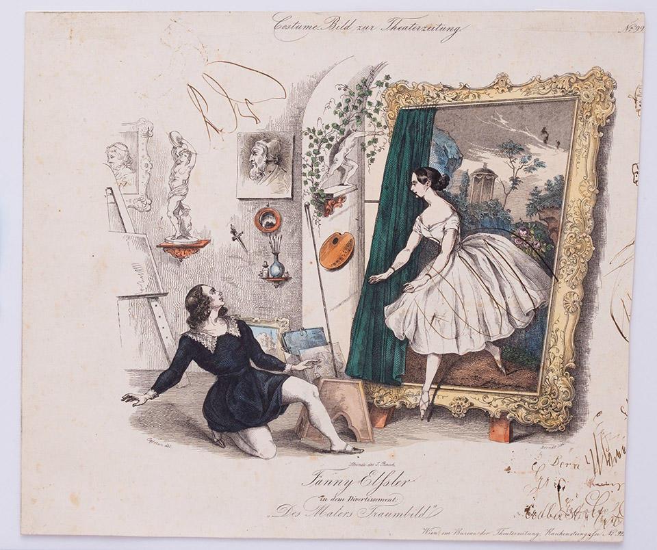 5-ファニー・エルスラー『画家の譫妄』1843頃.jpg