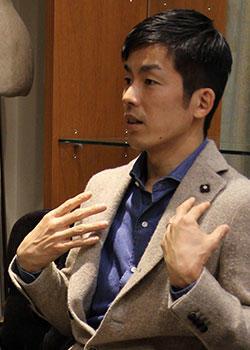 金森穣、『中国の不思議な役人』『solo for 2』について語る!!