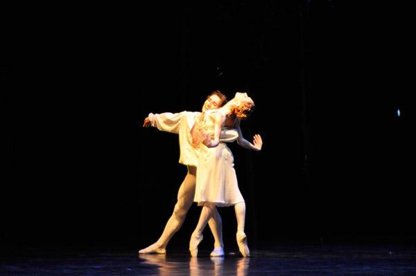 「ロメオとジュリエット」Photo:Emi Hariyama