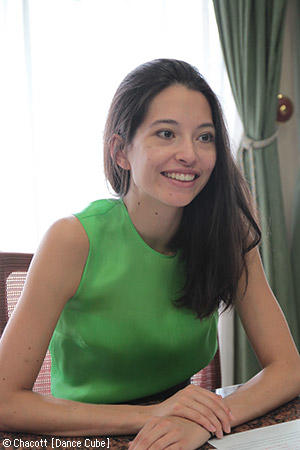 ヴァルナ国際バレエコンクールで銀賞を受賞した、オニール八菜にインタビュー