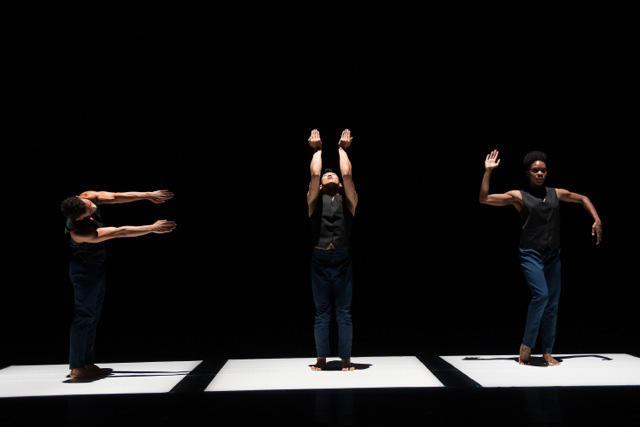 """""""Tuplet"""" Photo by Christopher Duggen, courtesy of Jacob's Pillow"""