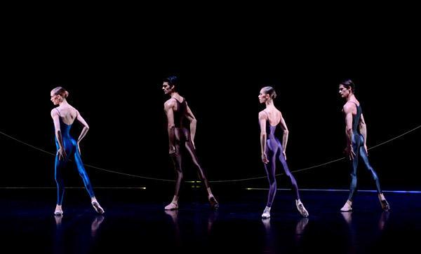 「ヴァリエーション・フォー・トゥー・カップルズ」©Stuttgart Ballet