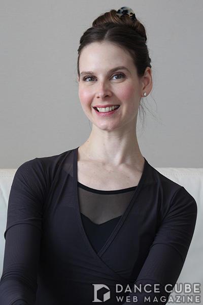 バレエ・ビューティフル:メアリー・ヘレン・バウアーズにインタビュー