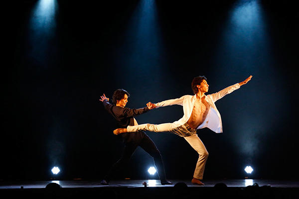 Ballet Gents Photo/Ayumu Gombi