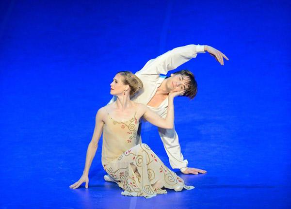 『法悦の詩』(photo :  © Stuttgarter Ballett