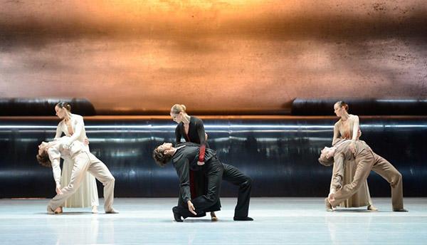 『忘れられた土地』photo :  © Stuttgarter Ballett