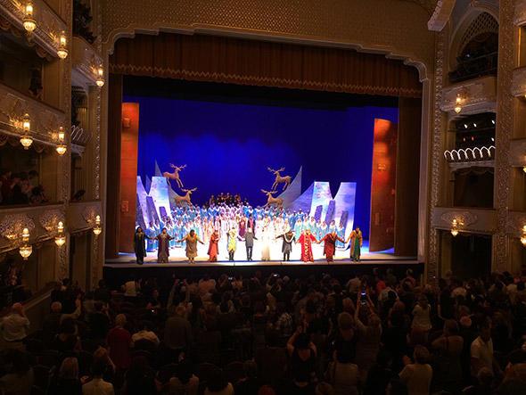 グルジアのオペラ