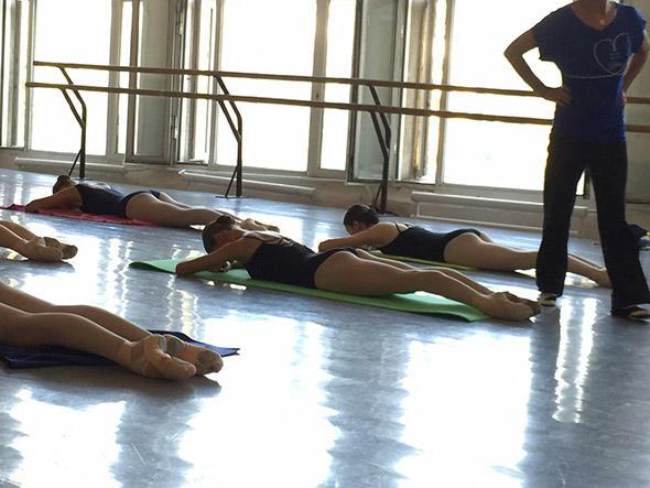 キエフ国立バレエ学校