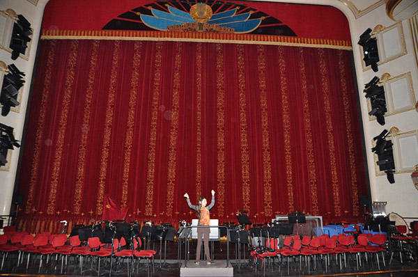 アスタナオペラ劇場