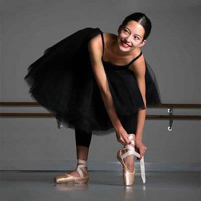 Hannah O'Neill, photo by Sergei Konstantinov