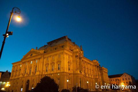 クロアチア国立歌劇場