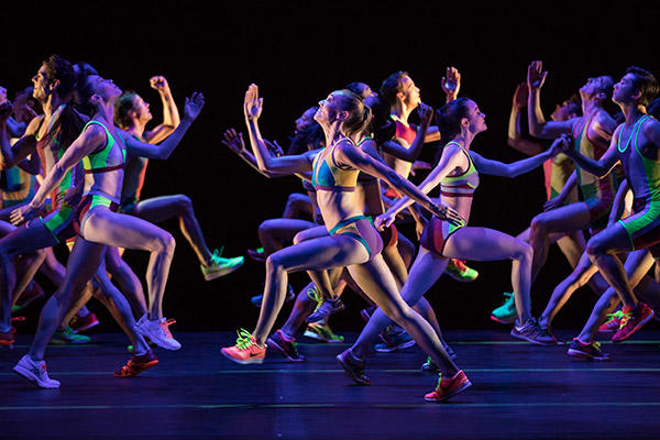 "TAB ""FASTER"" Artists of The Australian Ballet photo by Daniel Boud"