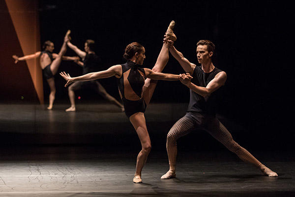 "TAB ""SQUANDER AND GLORY"" Leanne Stojmenov & Jarryd Madden photo by Daniel Boud"