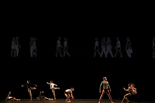 "TAB  ""INFRA""  Artists of The Australian Ballet photo by Jeff Busby"