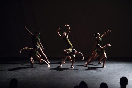 Hariyama Balletの発表会 コンテンポラリー