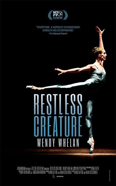 """""""Restless creature"""""""