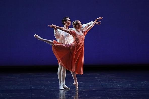 『ロミオとジュリエット』 Photo:Kiyonori Hasegawa