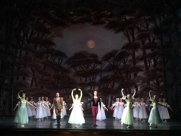 スタニスラフスキー&ネミロヴィチ=ダンチェンコ記念国立モスクワ音楽劇場バレエ
