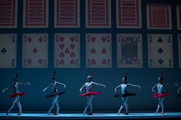 TAB Alice's Adventures in Wonderland, Artist of the Australian Ballet, Photo Daniel Boud