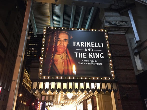 『FARINELL AND THE KING』