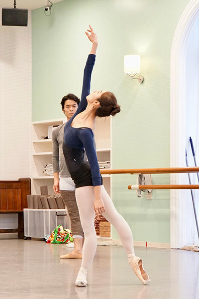 「バレエ・ローズ」公演直前インタビュー 佐々部佳代(松岡伶子バレエ団)、ジゼルを踊る