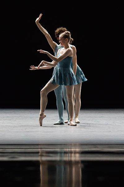 『ブレイク・ワークス』 photo Ann Ray/ Opéra national de Paris