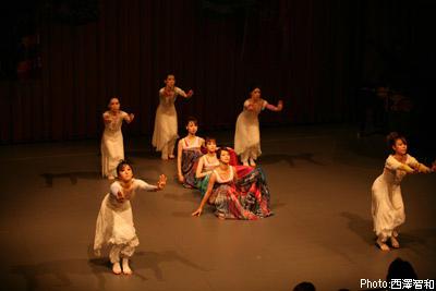今岡頌子・加藤きよ子ダンススペース『STAGE 渦』