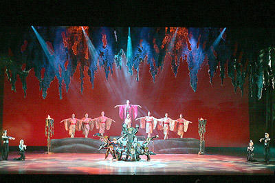 北山大西バレエ団・大西縁バレエスクール 「発表会公演・リサイタル」