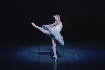 小山みどりバレエ団 「瀕死の白鳥」