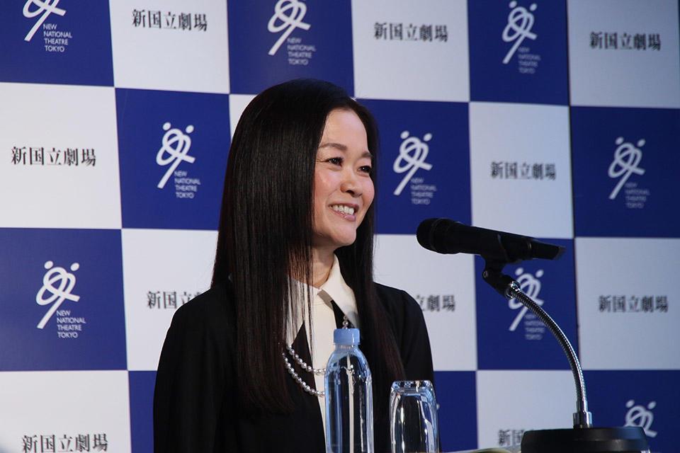 吉田都 舞踊芸術監督 (C)E.Murakami