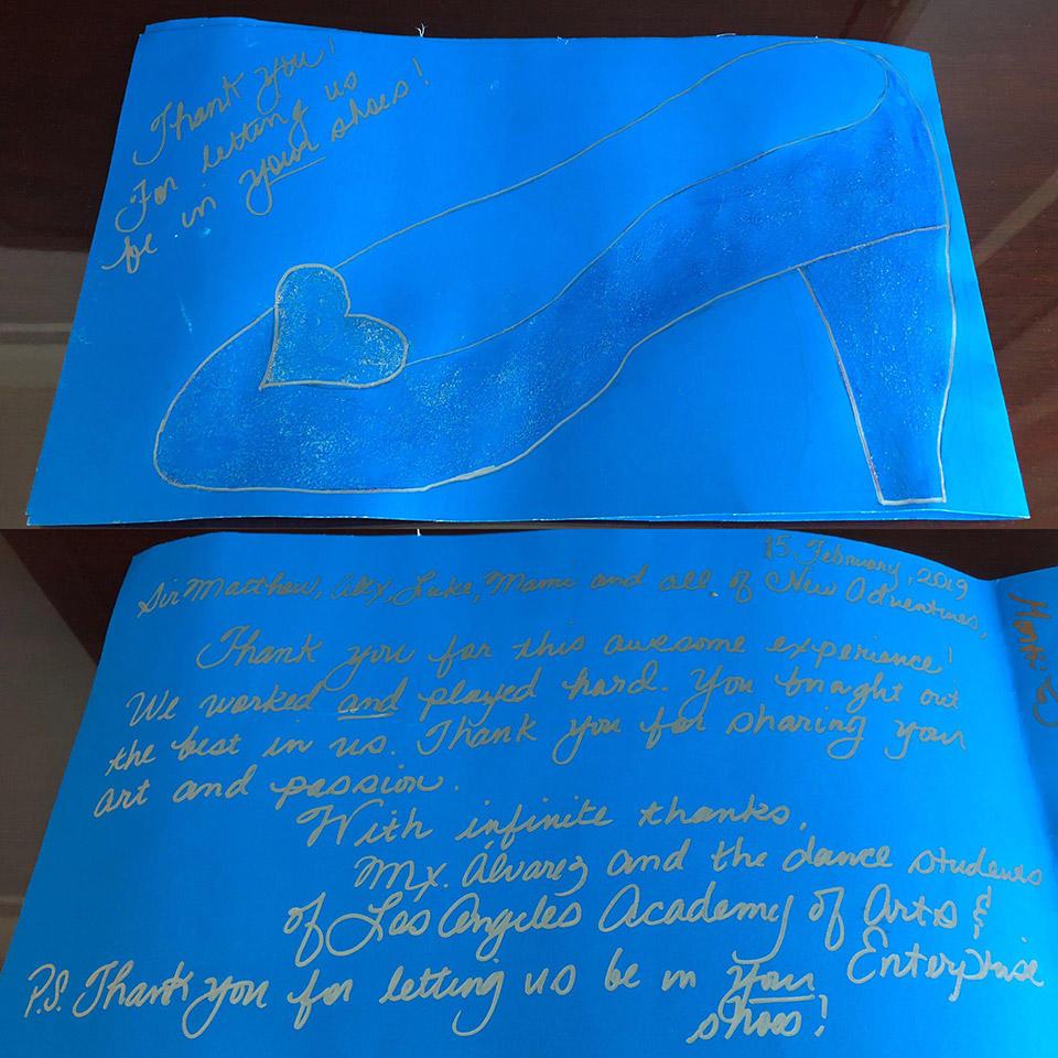 生徒達からの感謝のカードです。.jpg