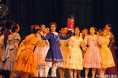 貞松浜田バレエ団『くるみ割り人形』