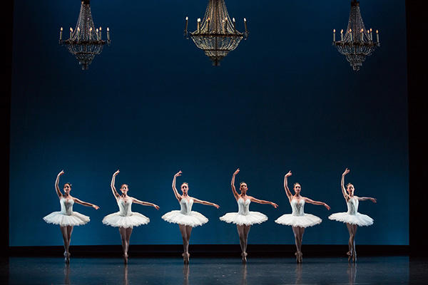 """Symphony in C"" Artists of The Australian Ballet Photo Daniel Boud"