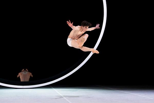 """オーストラリアバレエ団『ニジンスキー』 AB """"Nijinsky"""" François-Eloi Lavignac, photo by Wendell Teodoro"""