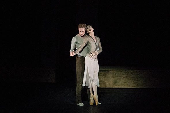 Royal Ballet act 1 Watson & Takada