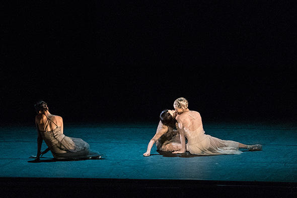 Royal Ballet act 1 Ferri, Hayward & Stix-Brunell