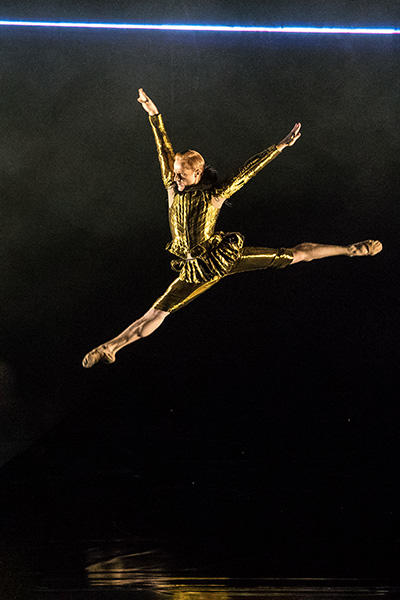 Royal Ballet act 2  Steven McRae