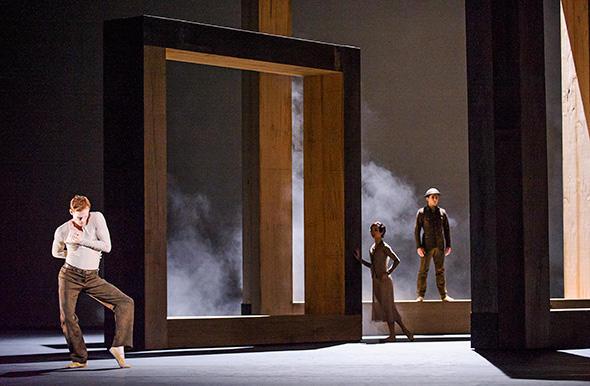 Royal Ballet act 1  Watson, Takada & Dyer (c) ROH