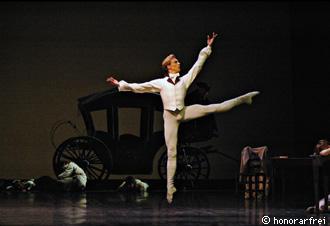 ベルリン国立バレエ団『マノン』 マラーホフ