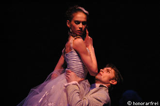ベルリン国立バレエ団『マノン』 セミョーノワ/サフコービッチ