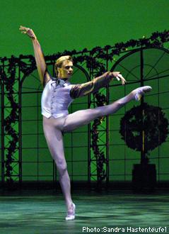 ベルリン国立バレエ団『眠れる森の美女』 ウラジミール・マラーホフ