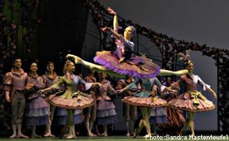 ベルリン国立バレエ団『眠れる森の美女』 ベアトリス・クノップ