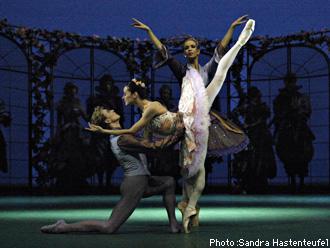 ベルリン国立バレエ団『眠れる森の美女』 マラーホフ/ヴィシニョーワ/クノップ