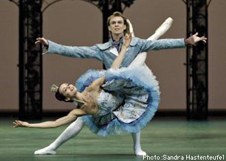 ベルリン国立バレエ団『眠れる森の美女』 ウラジミール・マラーホフ/ディアナ・ヴィシニョーワ