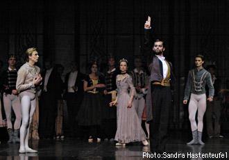 ベルリン国立バレエ『白鳥の湖』 マラーホフ、サイダコワ、ブチェコ、ワルター