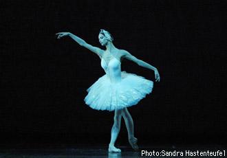 ベルリン国立バレエ団『白鳥の湖』 ポリーナ・セミョーノワ