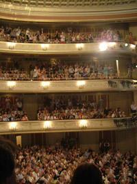 国立歌劇場最終日