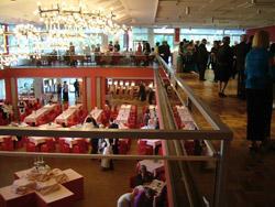 バイロイトオペラのカフェ